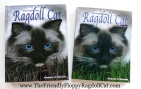 The Friendly Floppy Ragdoll Cat hardback and paperback