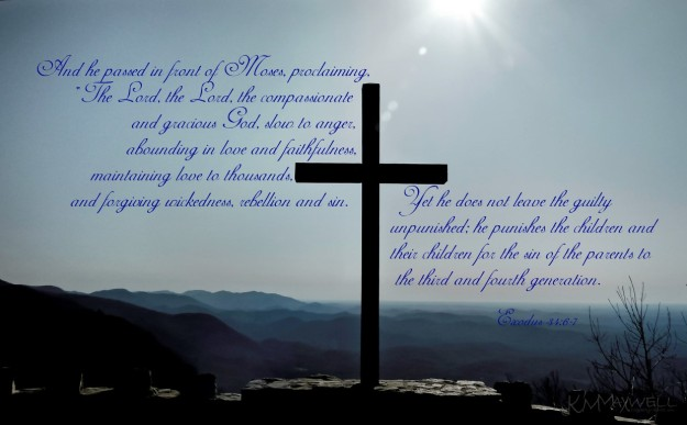Exodus 34 6-7 (Medium)