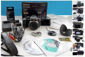 Panasonic DMC-Fz100