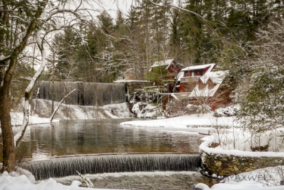 Highland Lake falls