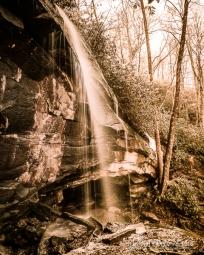 Slick Rock Falls