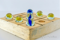 blue yellow marbles sm