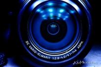 Lens blued-sm