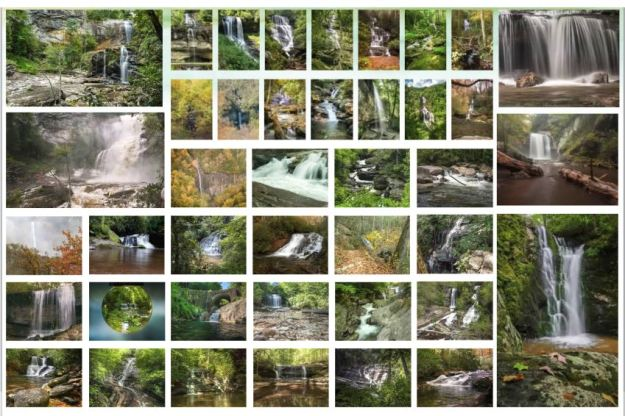 waterfalls of 2018