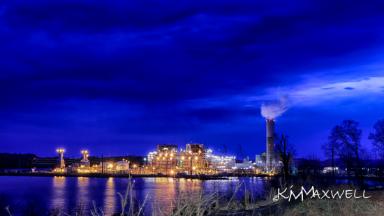 Lake Junaluska power plant at night 02-14-2019 19.43.25-NIkd-sm