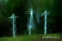 KimMaxwell_3 Crosses in the rain Good Friday_AO_3-sm