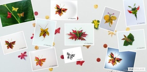 leaves collage (Medium)