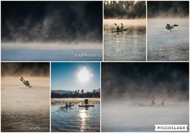 Kayakers at Julian