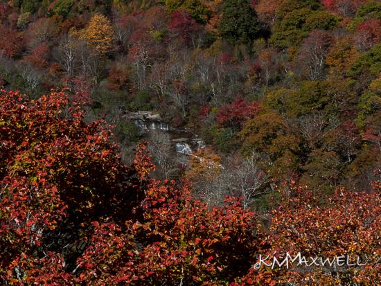 Graveyard Fields Second Falls Autumn 10-23-2019 11.02.01-sm