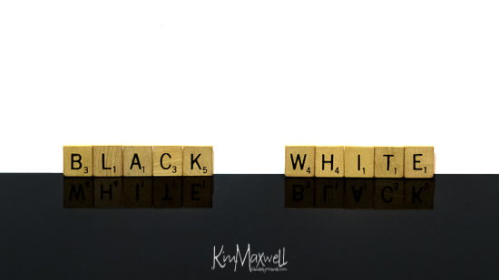 black and white rvs-sm
